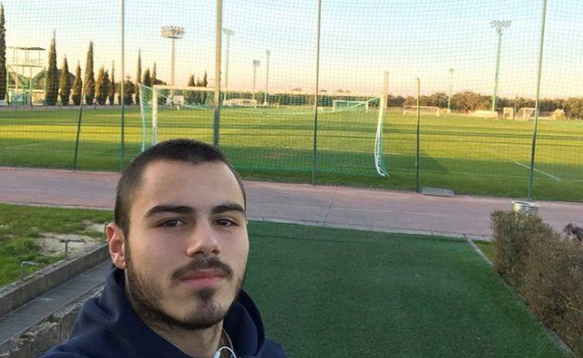 Mladi golman Željezničar-Sport Team na probi u Portugalu
